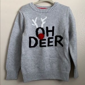 X- mas sweater. Worn twice. In great condition.